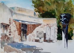 Golan journal 2020- Katzrin Museum