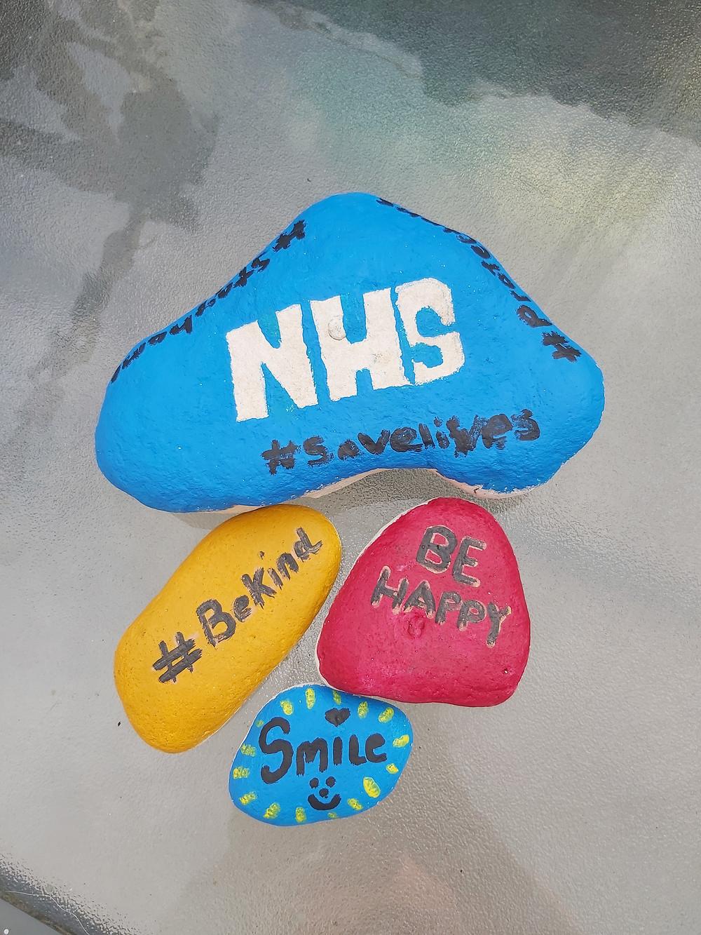 NHS Stones