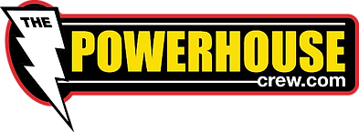 The Powerhouse Crew Merchandise trailer for lease