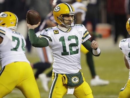 Packers 35 x 16 Bears: Coroação de uma ótima temporada regular, mas agora é virar a chave