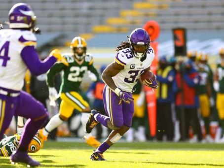 Vikings 28x22 Packers: Equipe sucumbe novamente ao jogo terrestre e perde a segunda na temporada