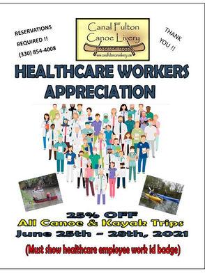 Healthcare Workers Appreciation