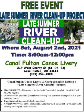 August River Clean Up