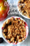 Blackberry Apple Crumble (GF)