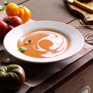 Organic Heirloom Tomato Soup