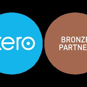 Bronze Partner Status Achieved