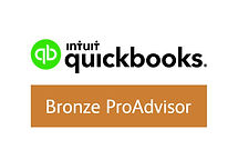 Quickbooks Bronze Pro Advisor Logo