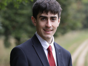 Meet the Team: Ben Saward, Trainee Accountant
