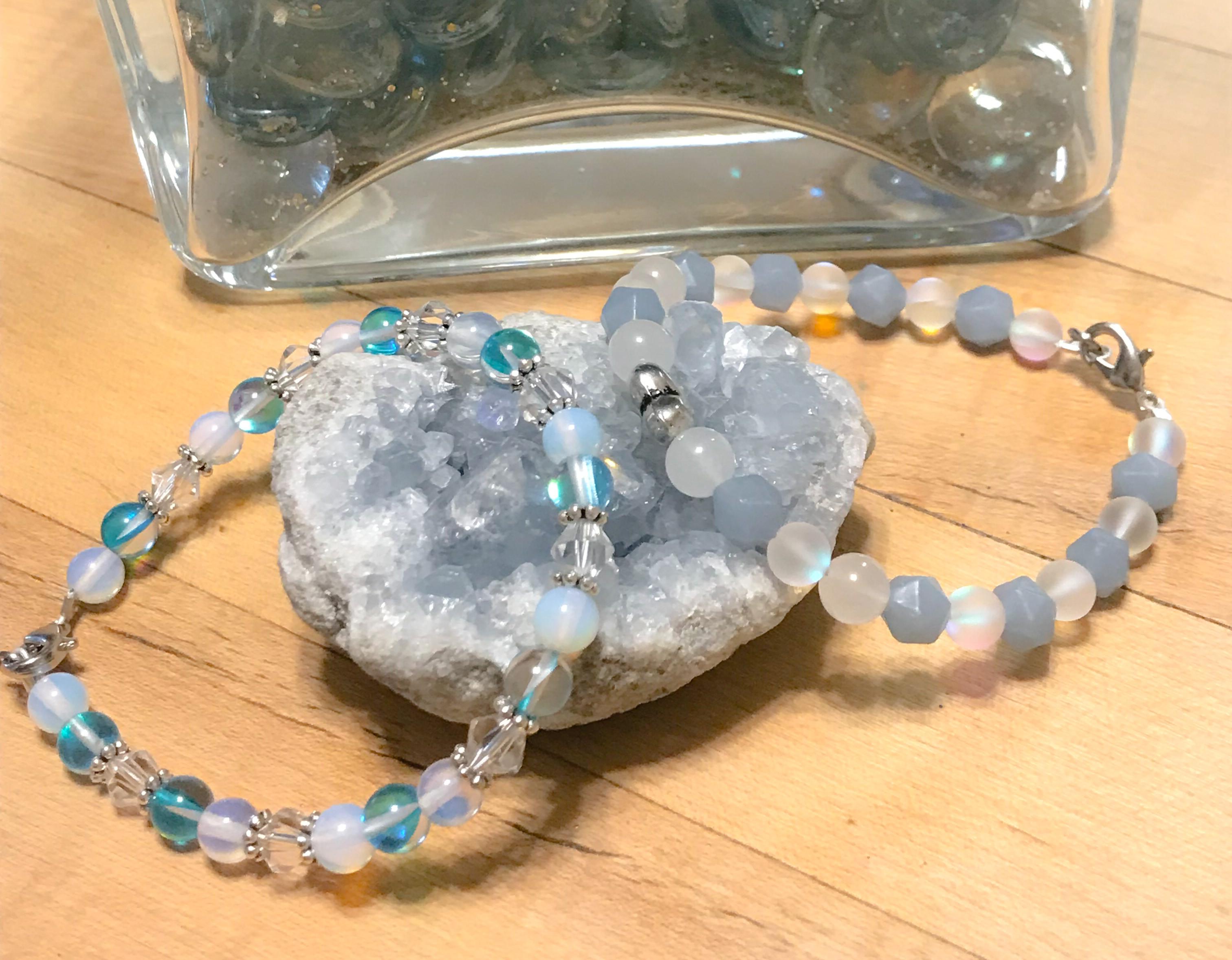 Handcrafted Gemstone Bracelets