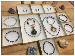 Gemstone Jewelry Collection