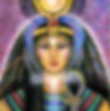 High Priestess Isis