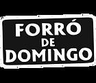 Forro De Domingo Logo