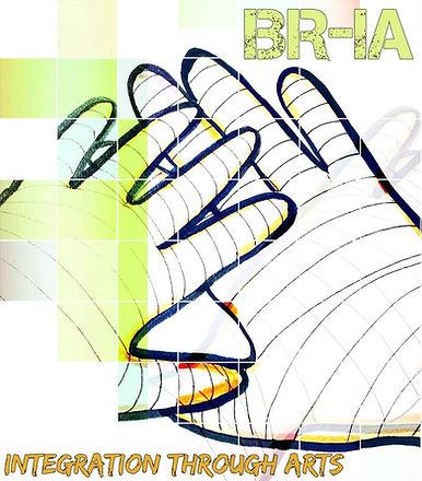 BRIA Integration through arts Logo
