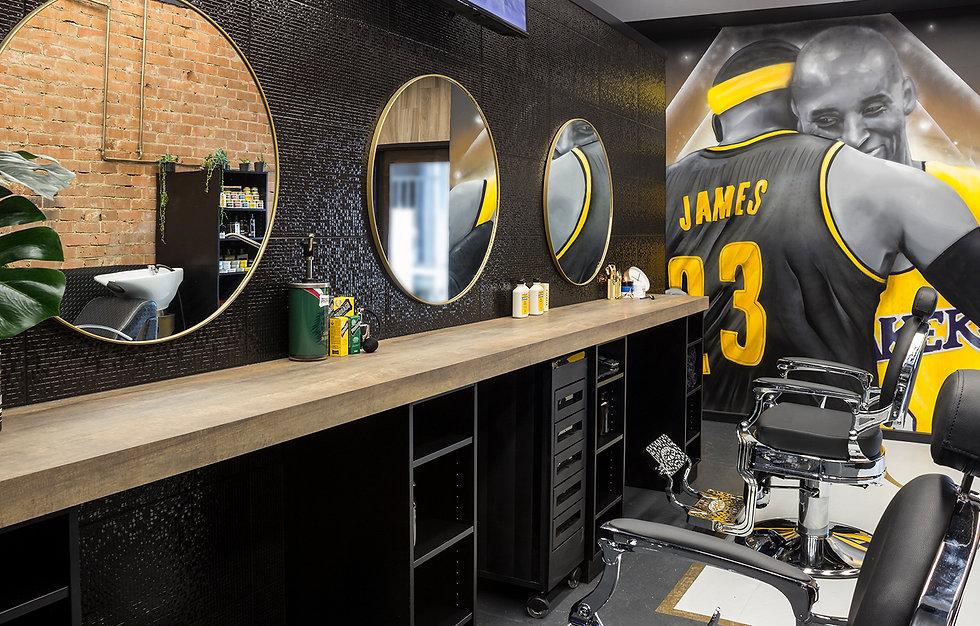DMH Barber Wodonga