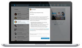 Message Ads or inMail, LinkedIn Ads Bauslabs Marketing Agency