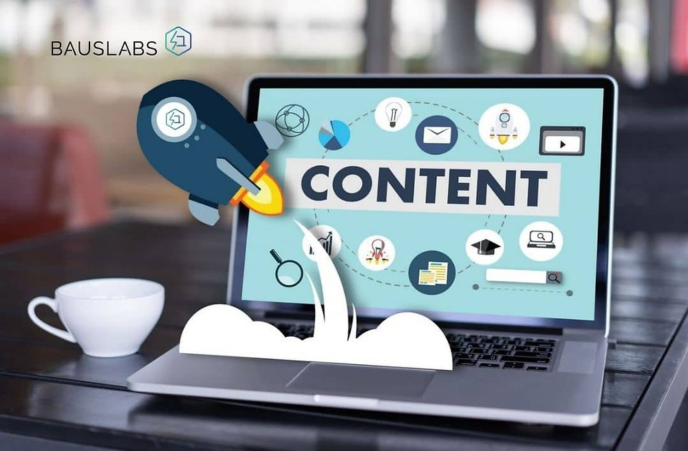 Bauslabs Agency Benefits of content marketing and SEO