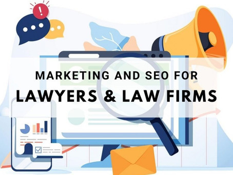 Law Firm Marketing & SEO