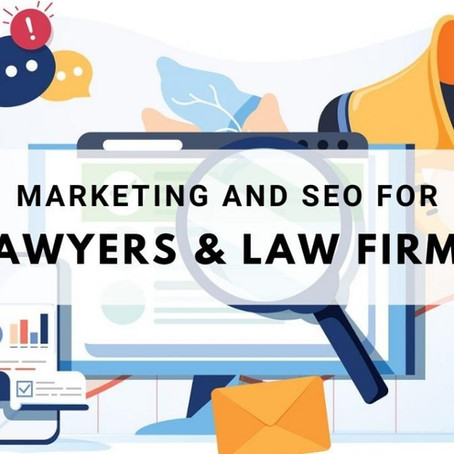Law Firm Marketing & SEO