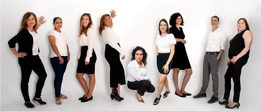 Katy Elmaliah Law Offices Team in Israel and Germany