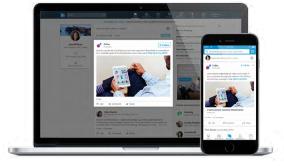 Sponsored Content Single Image Ad, LinkedIn Ads Bauslabs Marketing Agency