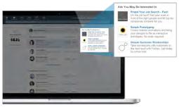 Text Ads on LinkedIn Ads Bauslabs Marketing Agency