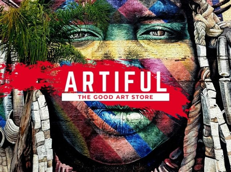 Artiful The Good Art Store BausLabs proj