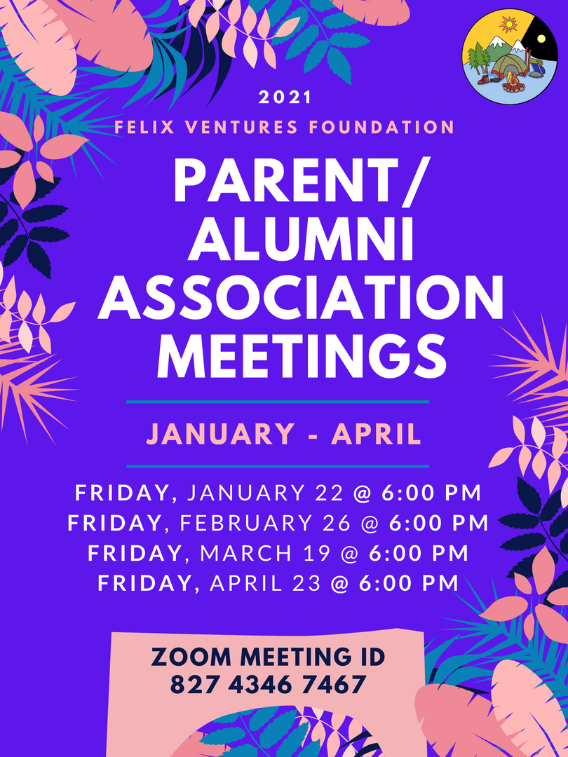 Parent_Alumni Association Meeting Flyer