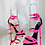 Thumbnail: Giuseppe Zanotti Pink Leather Sandal