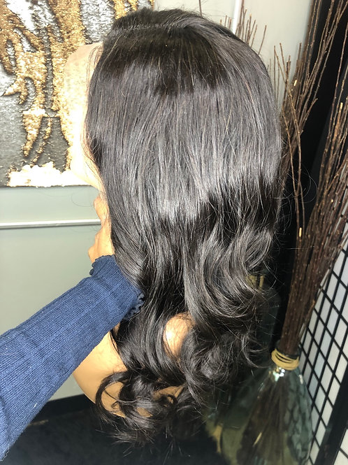 "22"" Natural Body Wave Lace"