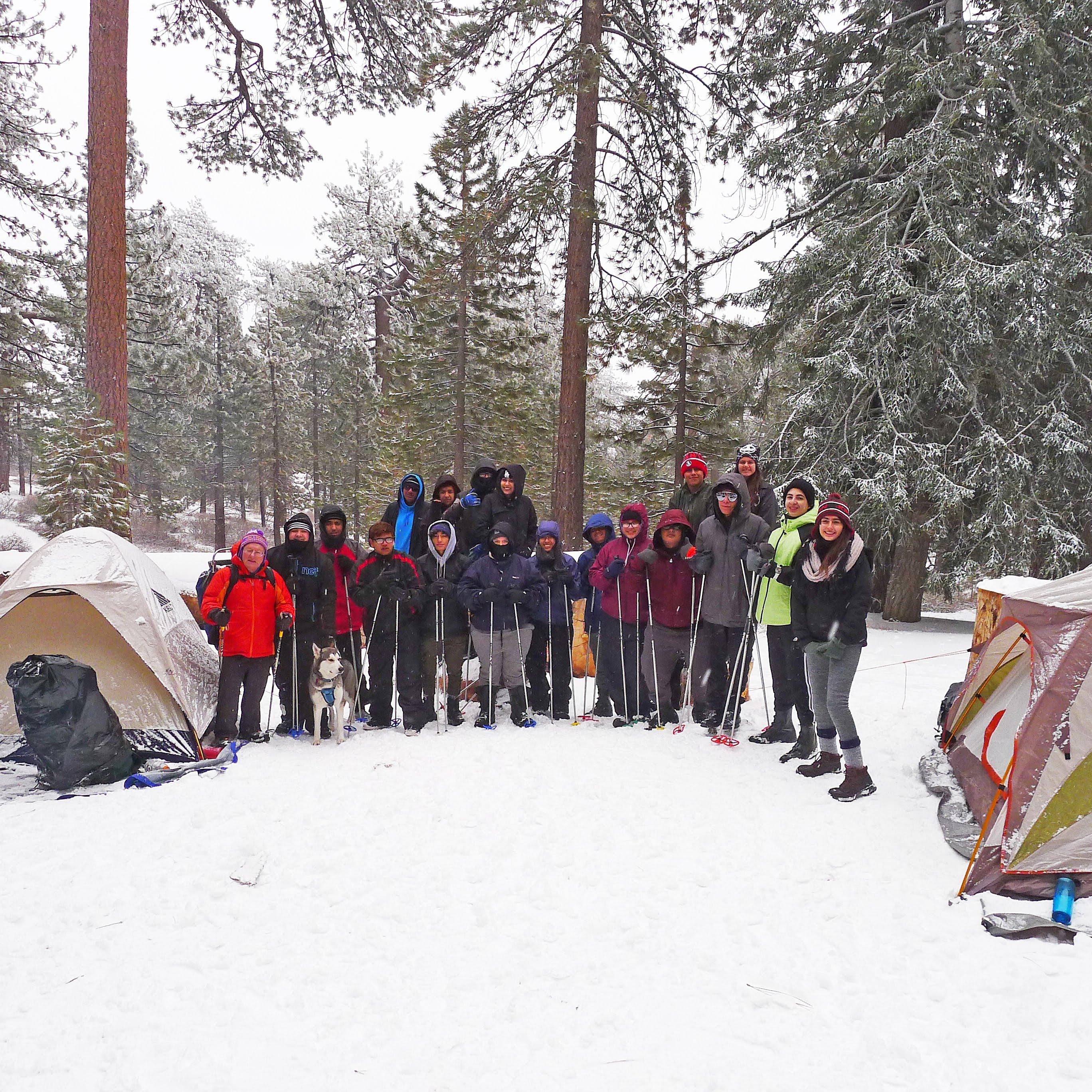 Venturers @ Mt Pinos #1 '18