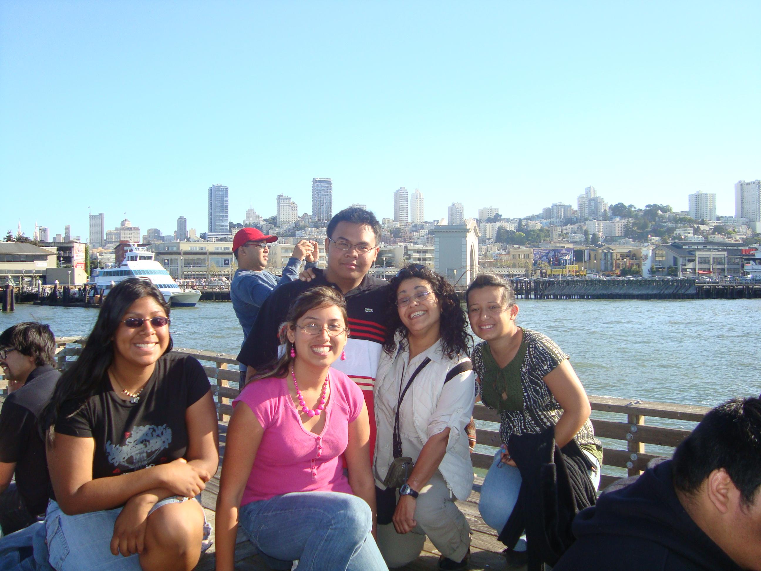 College Tour 2009