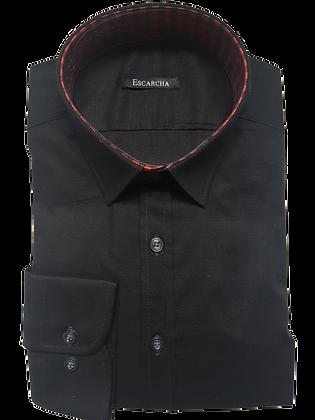 Black Business Shirt