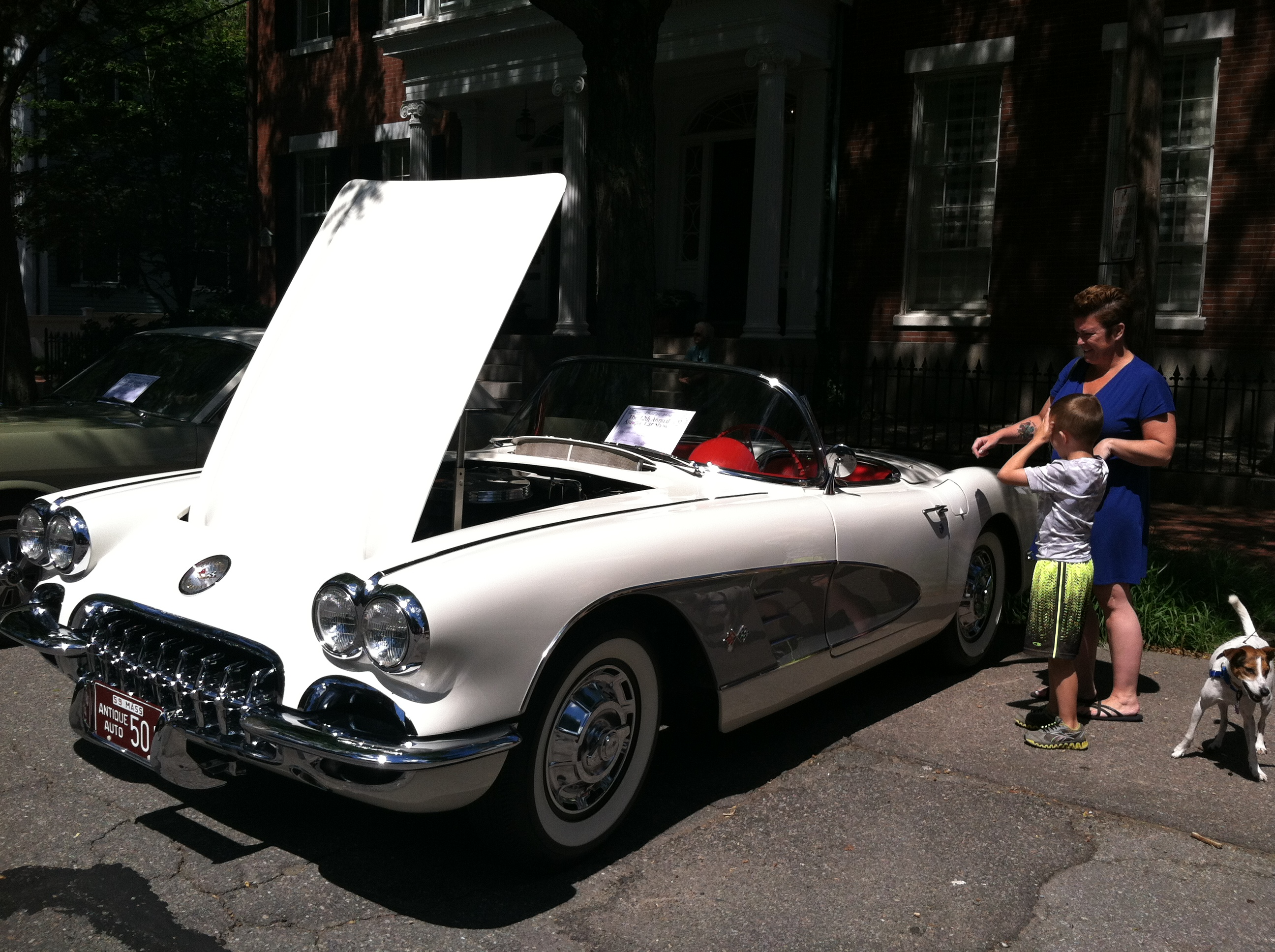 Salem, MA Vintage Cars, Aug 2013, CHedstrom