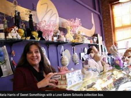 City Showed Love for Salem Schools