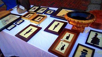 Derby Square Flea Salvage Art Market Salem MA