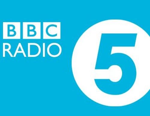 Chris speaks on BBC 5 Live