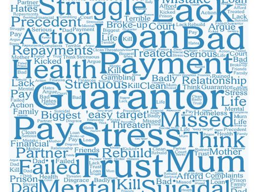 Gambling and Guarantor Loans