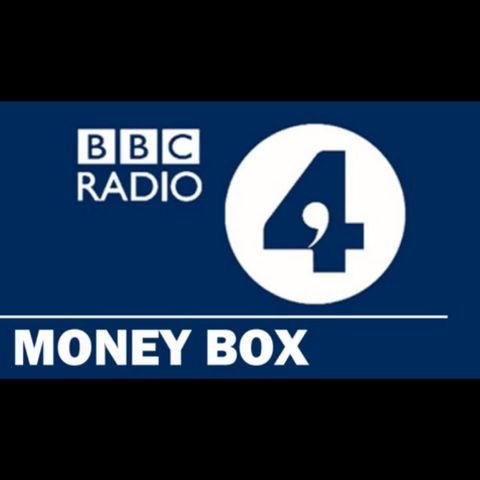 Chris appears on BBC Radio 4's Money Box programme