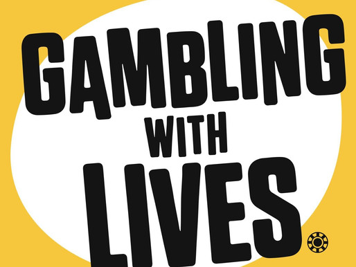 Chris features in a Gambling With Lives documentary about Gambling & Lockdown