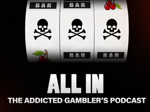 Chris appears on the ALL IN: The Addicted Gambler's Podcast