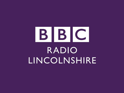 Ryan appears on BBC Radio Lincolnshire