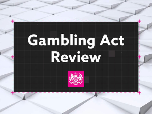 Gambling Act Review: are they even asking the right questions?