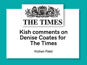 The Times: Denise Coates Foundation