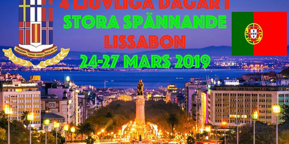 Resa till Lissabon