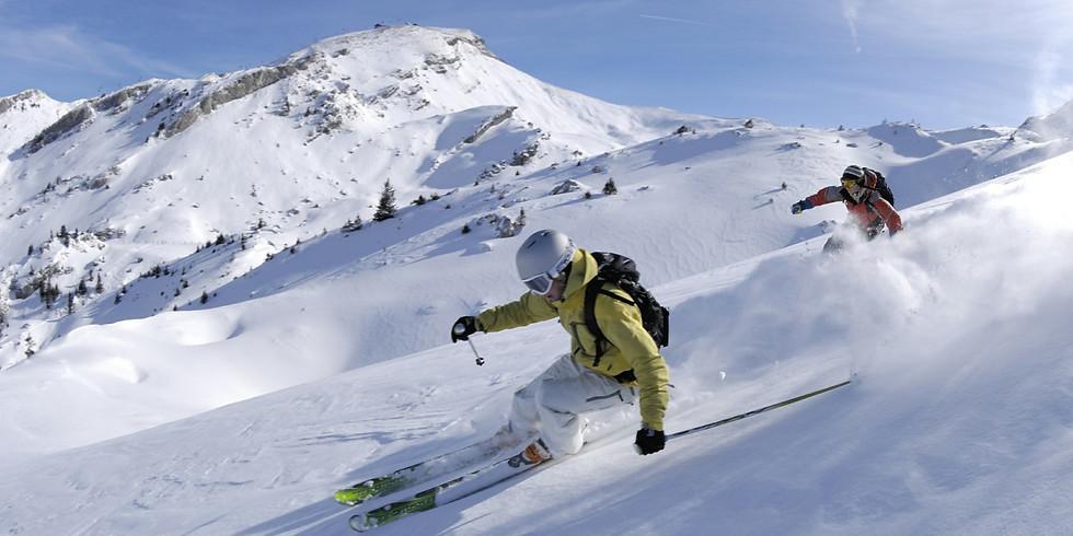 Fin de semana de ski en Andorra