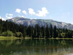 hiking Alpes 10