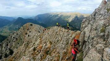 hike to Pedraforca