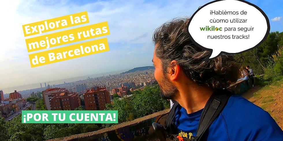 YEPALO ACADEMY - Explora POR TU CUENTA las mejores rutas de Barcelona