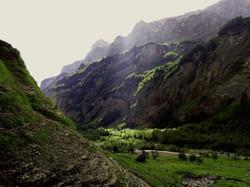 hiking Alpes 7