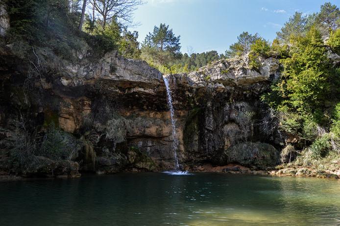 Caminata a las 7 cascadas